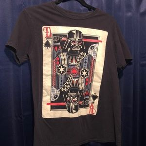 Vintage Star Wars Darth Vader T-shirt